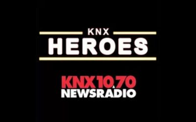 KNX Hero Of The Week: Elisabeth Gegner of Laguna Beach