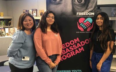 """Mirror Empowerment: Two brave high school girls remind us all: """"You are worthy of real love."""""""