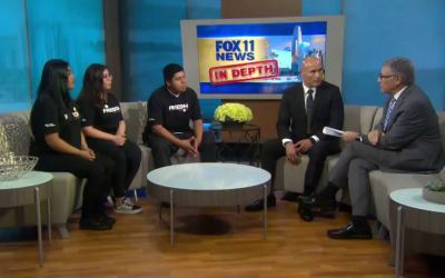 KTLA Fox11 Freedom Ambassador Interview Part 2